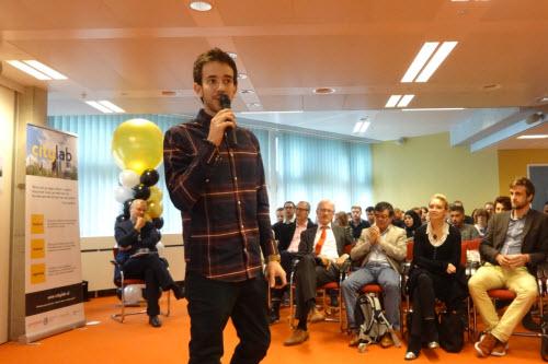 Citylab Festival in Ministerie van Sociale Zaken – Haags Educatieve Agenda