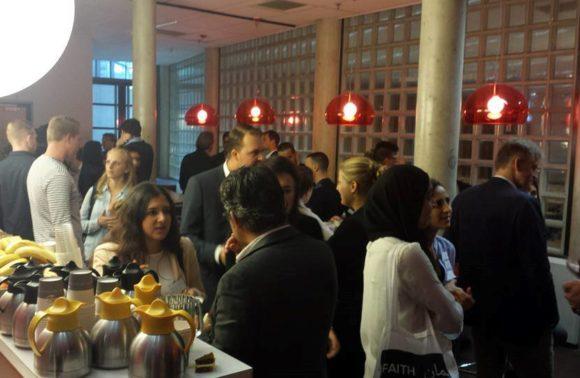 Businesslunch voor ondernemende studenten – De Haagse Hogeschool