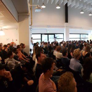 Social Media Analytics Evenement in Dutch Innovation Factory – De Haagse Hogeschool