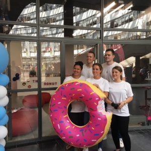 Opening Donut Factory – Retail Innovation Lab en Innovation Networks