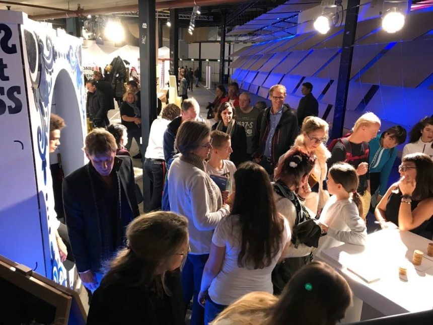 Opening To Kiss or not To Kiss op de Dutch Design Week – De Haagse Hogeschool